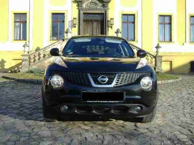 nissan juke 1 6 dig t tekna tolle angebote in nissan. Black Bedroom Furniture Sets. Home Design Ideas