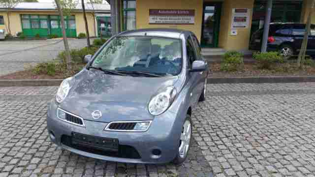 Nissan Micra 1.2 Aut. I-WAY