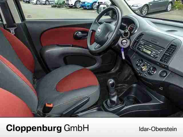 nissan micra 1 2 city klima radio cd efh zv tolle angebote in nissan. Black Bedroom Furniture Sets. Home Design Ideas