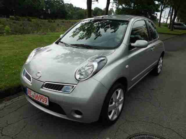 Nissan Micra 1.2 I-WAY Klima Bluetooth MFL Temp. Alu ZV