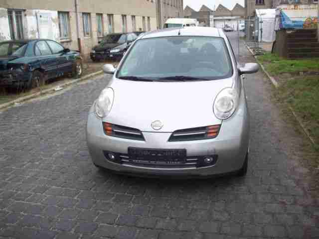Nissan Micra 1.2 acenta1HAND. AUTOMATIC