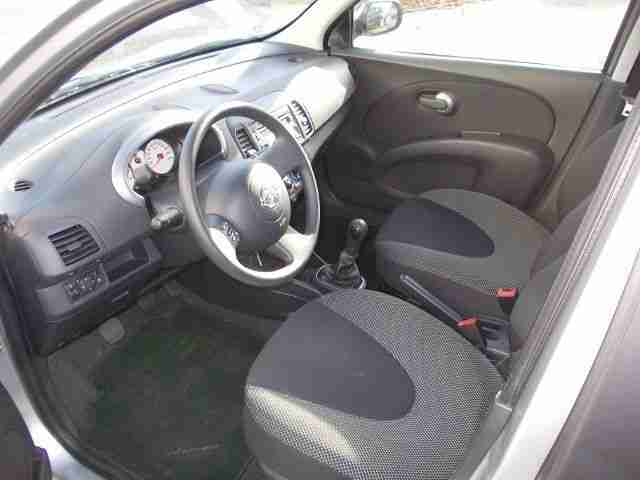 Nissan Micra 1.2 more