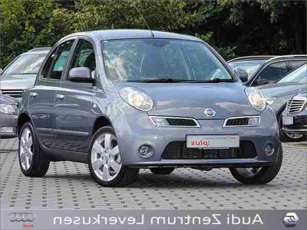 Micra 1.4 KLIMA NAVIGATION MTL. RATE 89, EUR