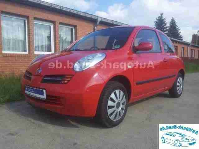 Micra Acenta, Euro 4, Inspektion neu, Bordcomp.
