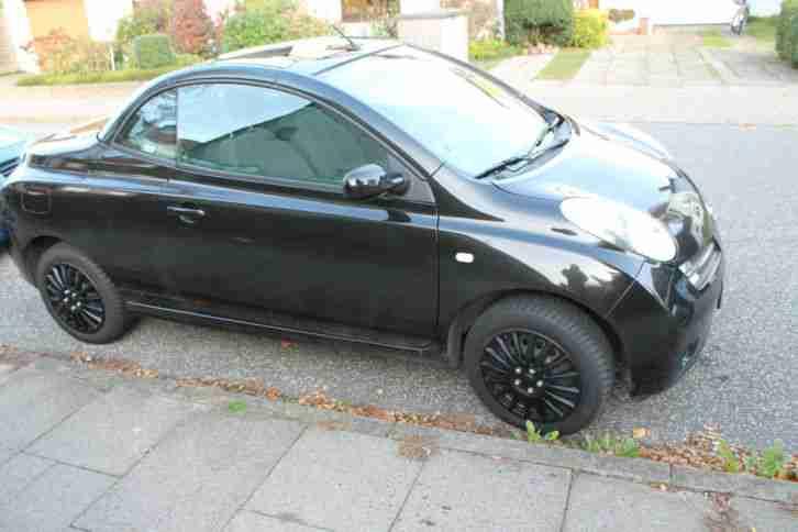 Nissan micra cc cabrio coupe k12 scheckheft ez tolle for Nissan micra cc