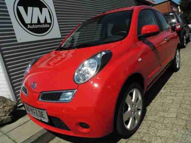 Nissan Micra I-Way 1.2 Klima R-CD Alu Multifunktion MP3