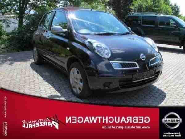 Micra edition25Jahre 1, 2l 65PS 5 tg