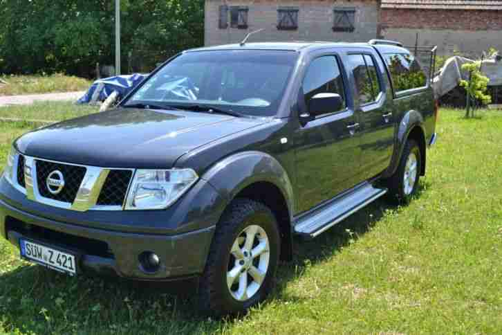Nissan Navara D40 Double Cab 190 PS 1.Hd