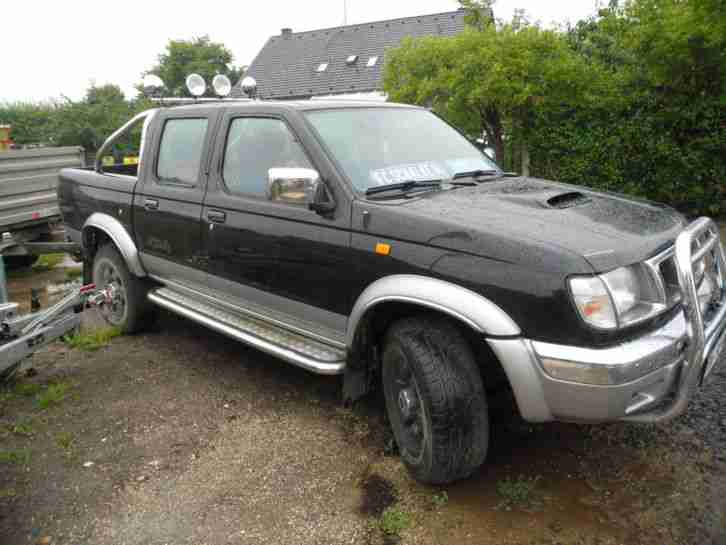 Navara DOKA Pick Up