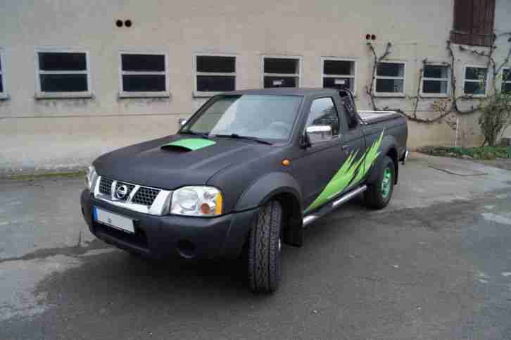 Nissan Navara Pick UP D22