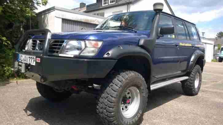 Nissan Patrol Expedition TD 42