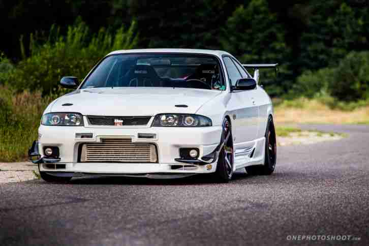 nissan skyline r33 gts bee r lhd massive spec tolle. Black Bedroom Furniture Sets. Home Design Ideas