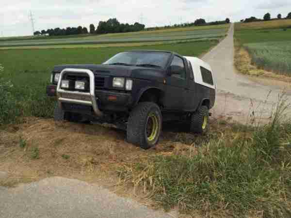 Nissan Terrano Pickup Pick Up Offeoad Off Road