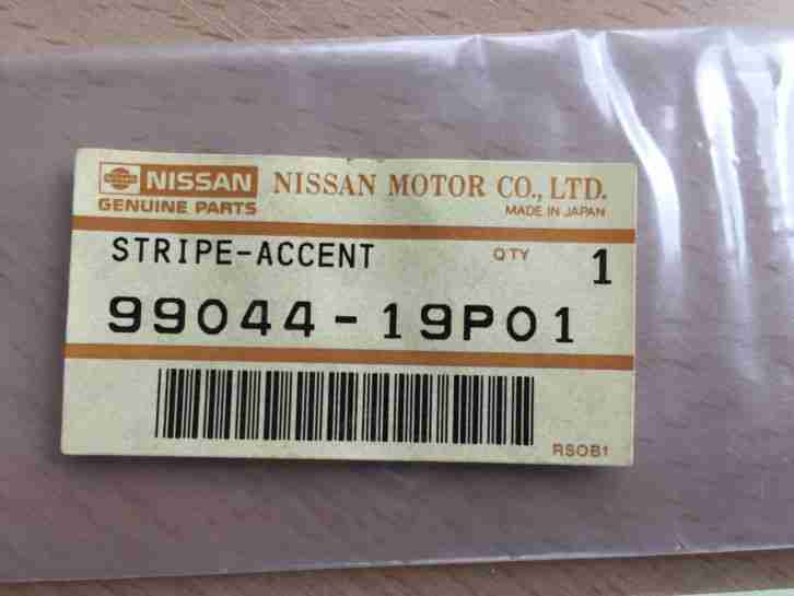 Nissan Turbo 99044 – 19P01 Strippe Accent