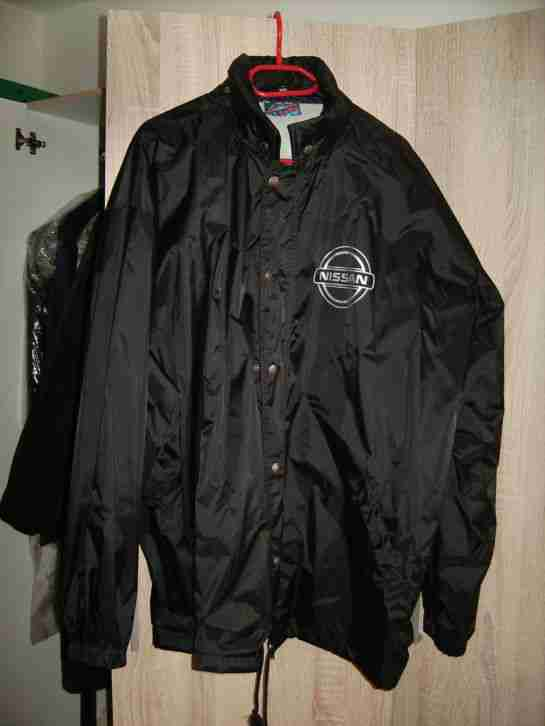 Nissan US-Windbreaker jacke