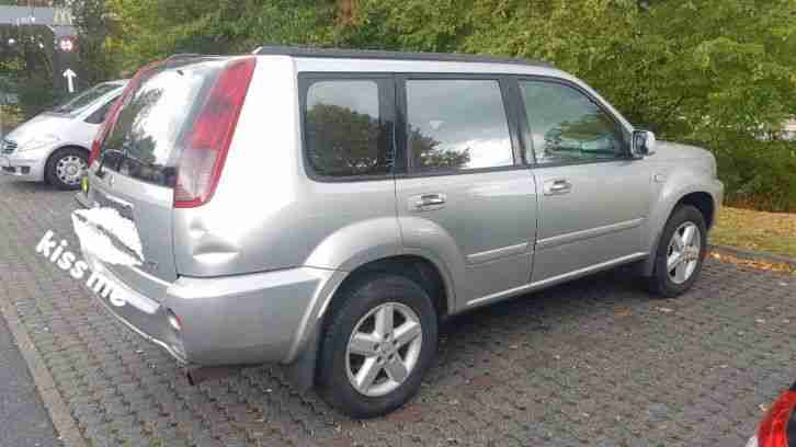 Nissan X Trail 2.2 dCi 4x4 DPF Model 2006