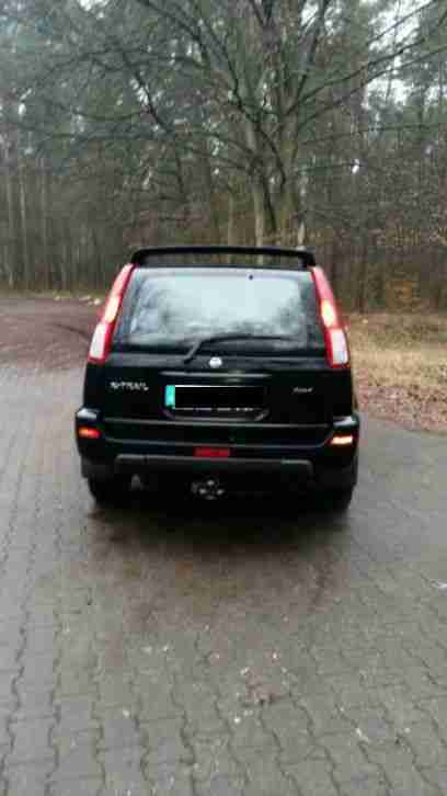nissan x trail sport rhd t v 4 2016 tausch tolle angebote in nissan. Black Bedroom Furniture Sets. Home Design Ideas