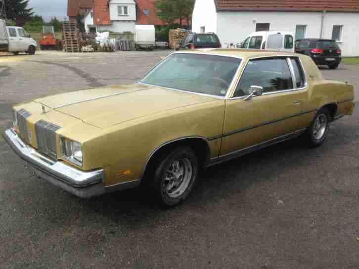 OLDSMOBILE CUTLASS SUPREME DIESEL 5.7