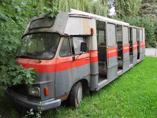 oldtimer bus 42 jahre tempo hanomag hhf angebote dem