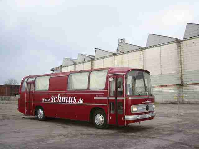 OLDTIMER Mercedes Benz Bus O302 Bj. 1968