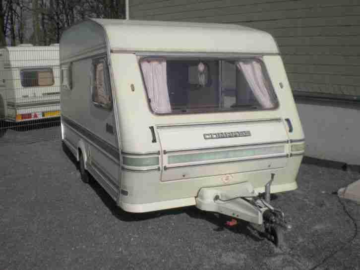 Wohnwagen Etagenbett Sicherung : Omega compass wohnwagen aus england 4 bett ohne