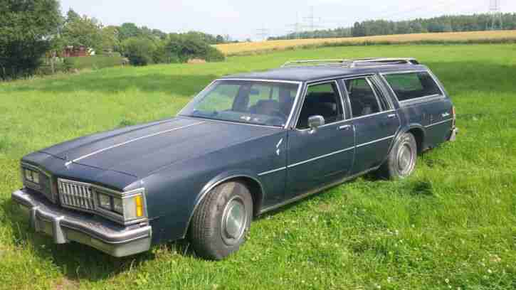 Oldsmobile Custom Cruiser 5.7 L DIESEL
