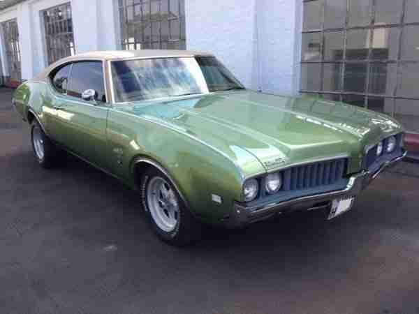 Oldsmobile Cutlass S 1969