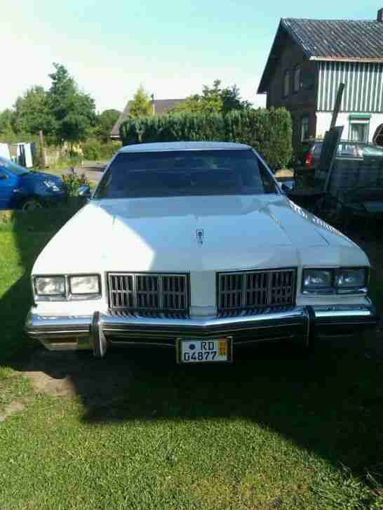 Oldsmobile ninety eight regency Bj. 1975