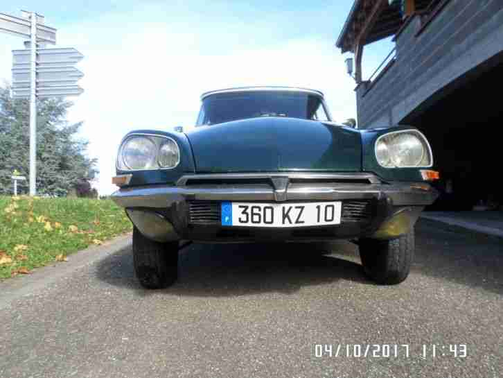 Oldtimer Citroen DS