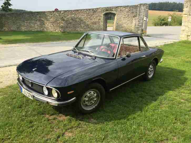 Oldtimer Fulvia Coupe 1.3