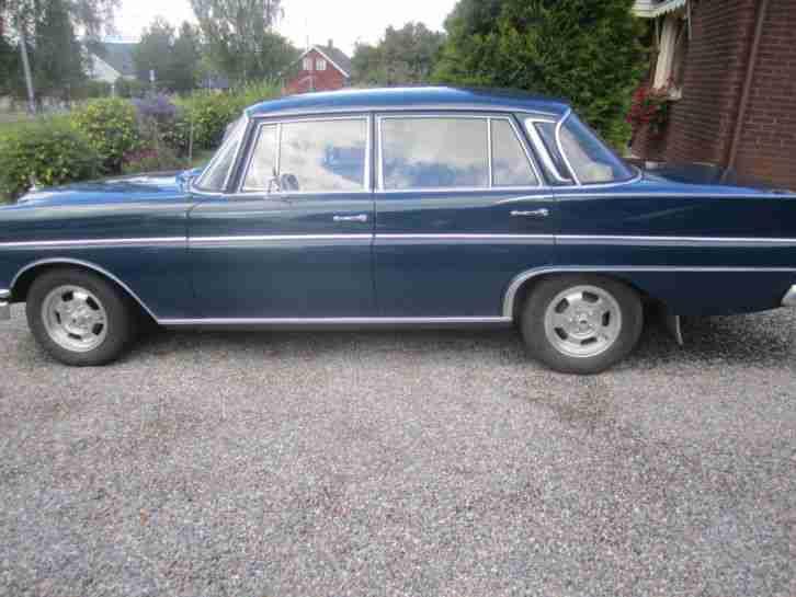 Oldtimer mercedes benz 220 sb 1965 topseller oldtimer for Sb mercedes benz