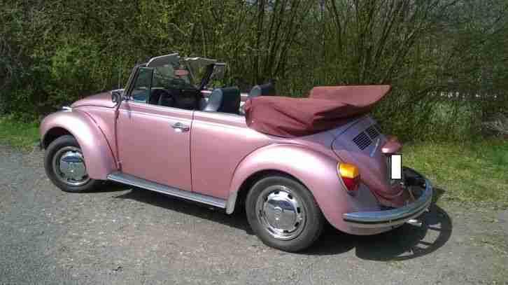 oldtimer vw k fer cabrio 1302 ls mit h kennz topseller. Black Bedroom Furniture Sets. Home Design Ideas