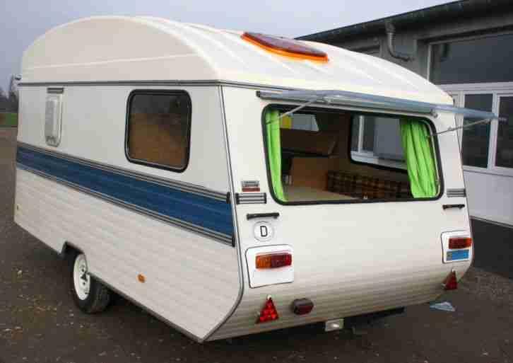 oldtimer wohnwagen constructam comet 6t 1978 wohnwagen. Black Bedroom Furniture Sets. Home Design Ideas