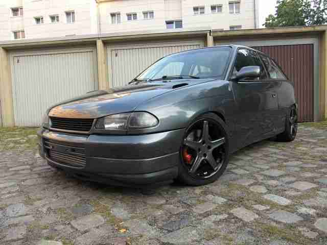 Opel ASTRA F GSI 2.0 16V TURBO ~ c20Let EDS PHASE 3 ~ F28 ~ +300ps