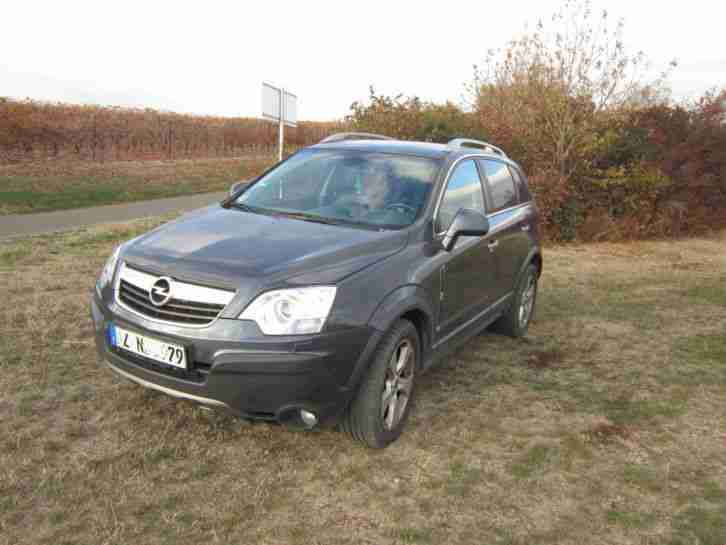 Opel Antara CDTI Exclusive Bj 2009 130 000 km