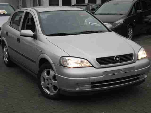 Opel Astra 1.6 Edition 2000