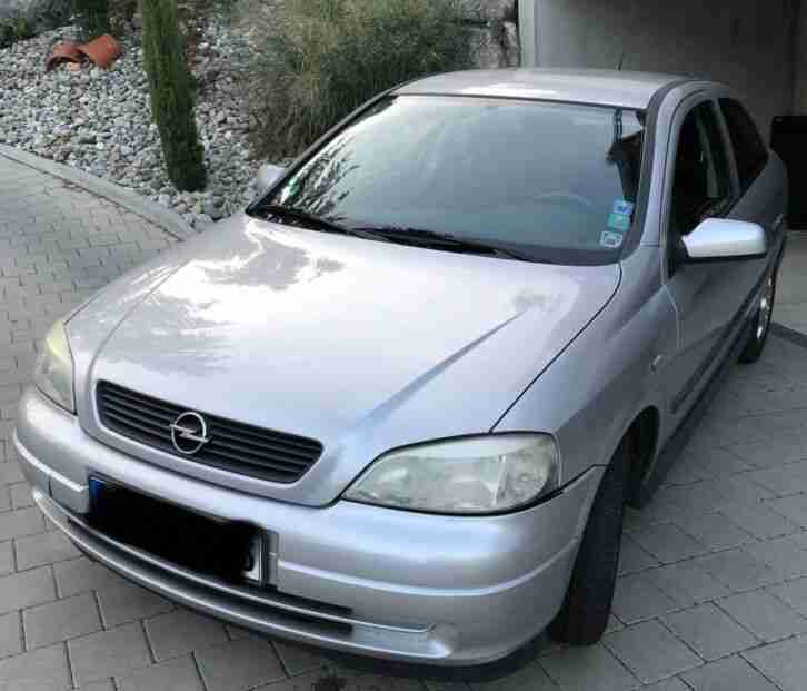 Opel Astra, Bj. 2000, 136ps, 2.0L 16V, 136.000km