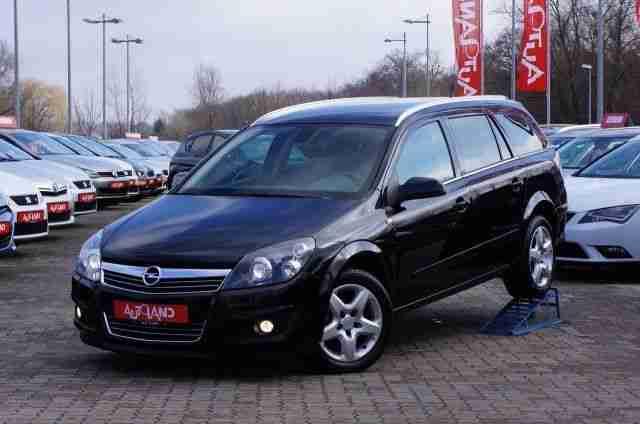 Opel Astra Caravan 1 7 Cdti Xenon Aac Tempomat Die