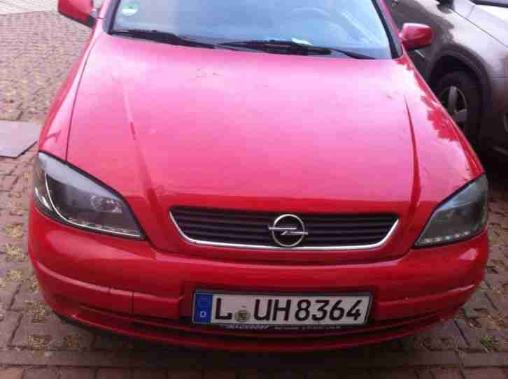 Opel Astra G Coupe 2000 Edition