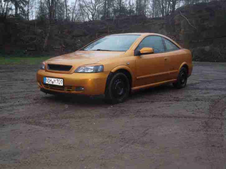 Astra G Sport Coupe Bertone