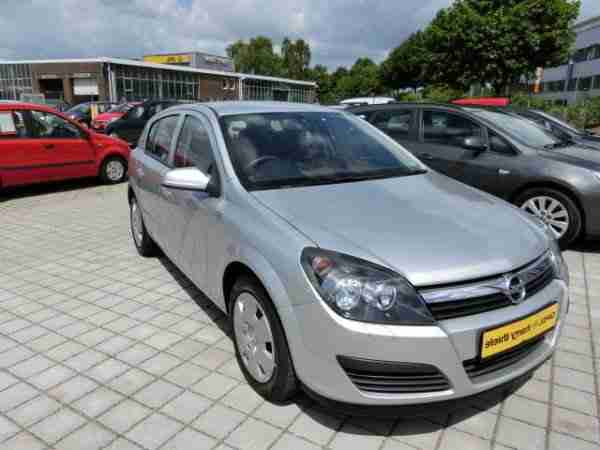 Opel Astra H 1, 6 Edition Automatik