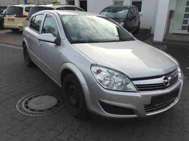 Opel Astra H 1.6 Lim. Edition:KLIMATRONIC:EURO4;5/TRG