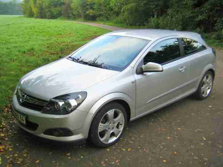 Astra H GTC 1.6 Edition Irmscher 17 Zoll Alus PDC