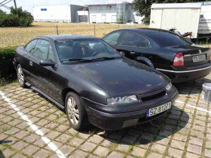 opel calibra 2 0 die aktuellen angebote opel autos. Black Bedroom Furniture Sets. Home Design Ideas