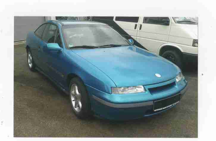 Opel Calibra-A 2.0 TOP ZUSTAND