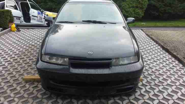 Opel Calibra Piecha C20xe Catano Light mit 4x4 Emblem