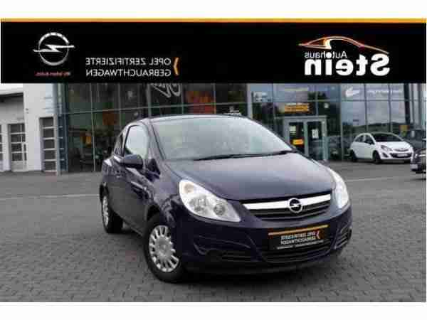 Opel Corsa 1, 0 12V 44 kW 3 türig Selection mit