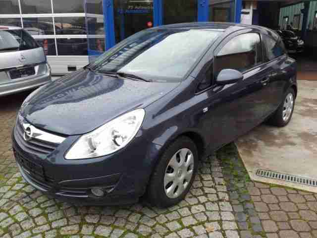Corsa 1.0 12V Edition Flex Fix