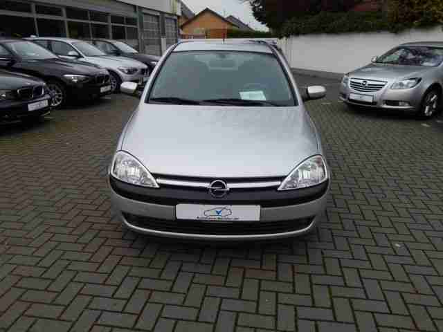 Opel Corsa 1,2 C Fresh Klima Radio/CD ABS Servo ZV...
