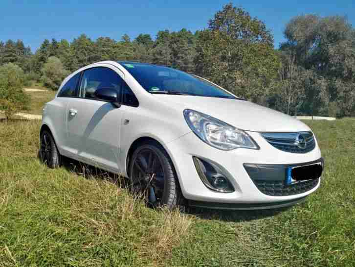 Corsa 1.4 16V Color Edition